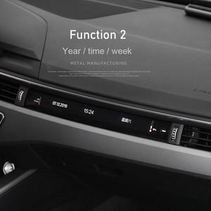 Image 4 - アウディ A4 A5 Q7 2017 〜 2020 副操縦士情報システム共同ドライバマルチメディアプレーヤー助手席側仮想コックピット