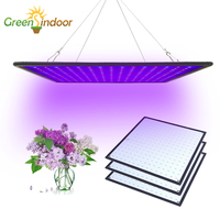Full Spectrum LED Grow Light Ultrathin Panel Hydroponics Indoor Plant Veg Flower Lamp For Growing Room Tent Phyto Lamp Fitolampy