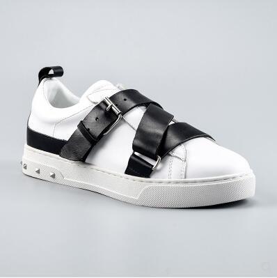 2019 zapatillas mujer; Повседневная обувь; женская обувь на плоской подошве; Высококачественная Брендовая обувь из натуральной кожи; Размеры 35 41 - 2