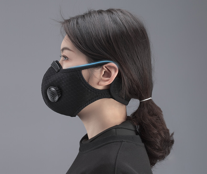 ROCKBROS PM2.5 Face Masks and Filters 11