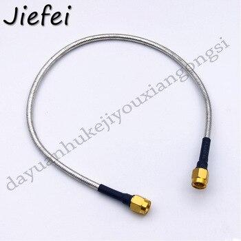 1pcs 15cm 20cm 30cm 50cm SMA Male to Plug Jumper Pigtail Cable RG402 - sale item Electrical Equipment & Supplies