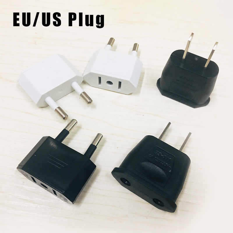 Eu Travel Power Adapter Amerikaanse China Ons Eu Euro Europese Type C Plug Elektrische Adapter Ac Elektrische Stopcontact