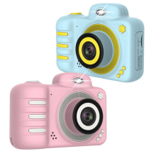Camera Gifts Video With Memory Card DSLR Camcorder Dual Lens Cartoon Kids Toys S