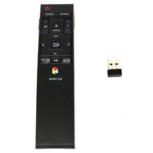 Nowy YY 605 zamiennik dla SAMSUNG SMART TV pilot BN59 01220D BN59 01220A UA85JU7000W UA88JS9500W brak głosu