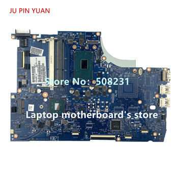 цена на JU PIN YUAN 829209-501 829209-601 829209-001 for HP ENVY NOTEBOOK 15T-Q400 15T-Q laptop motherboard i7-6700HQ 100% fully Tested