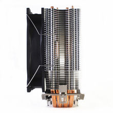 Cpu cooler LGA 2011 Cooling Fan RGB 120mm 4 Copper pipe X79 X99 Motherboard AMD3 AM4 LGA Intel 1200 1356 1150 1155 1366 Cpu Fan