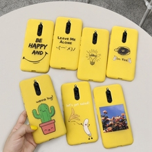 For Xiaomi Redmi 8A 8 Case Silicone Soft Matte tpu Painted Back Cover
