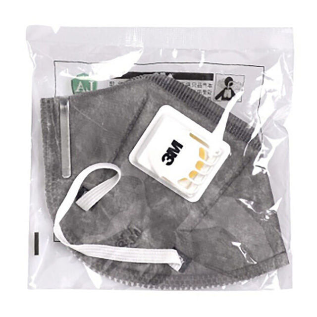 3/5/10PCS 3M 9541V Grey Safety Protective Dust safe Masks  Anti-PM 2.5 Sanitary Working Respirator With Filter Structure 1