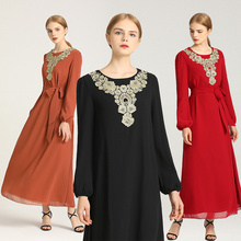 2021 New Muslim outfit Arab Dubai women