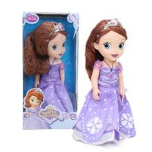 Hasbro 30cm Disneys Figure Sofia Sophia Princess Action Figure Collectible Model Dolls Toys