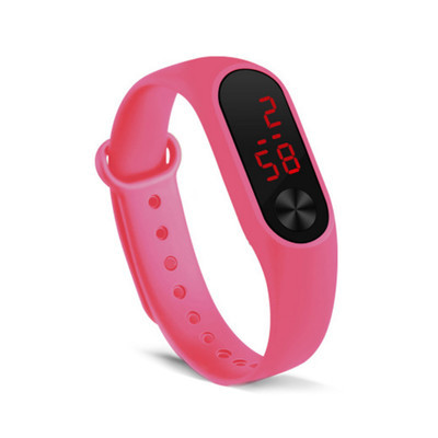 Children's Watches Kids LED Digital Sport Watch for Boys Girls Men Women Electronic Silicone Bracelet Wrist Watch |