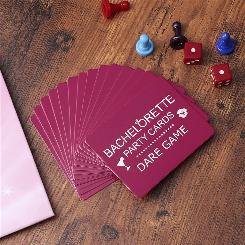 1 Набор, девичник, вечерние, игровой набор, забавный, новинка, напиток или вызов, игры, карты, бумажные карты, вечерние, декор для девичника, вечерние