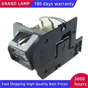 Image 2 - Büyük P VIP/180/0 8 E20.8 için konut ile projektör lambası ACER X110 X111 X112 X113 X1140 X1140A X1161 X1161P X1261 EC.K0100.001