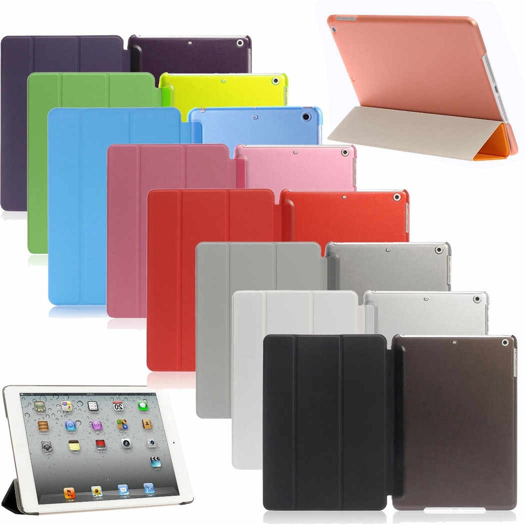 Mewah Tablet Shockproof Smart PU Leather Stand Case Cover untuk Apple Ipad 10.2 Inci 2019 7th Generasi Funda untuk Aku pad 7 IPad7