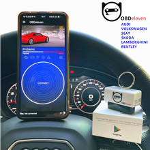 2021 Newly Auto OBD2 Diagnostic Scanner Tool OBDeleven Device Supports Android 100% Original With Easy Move