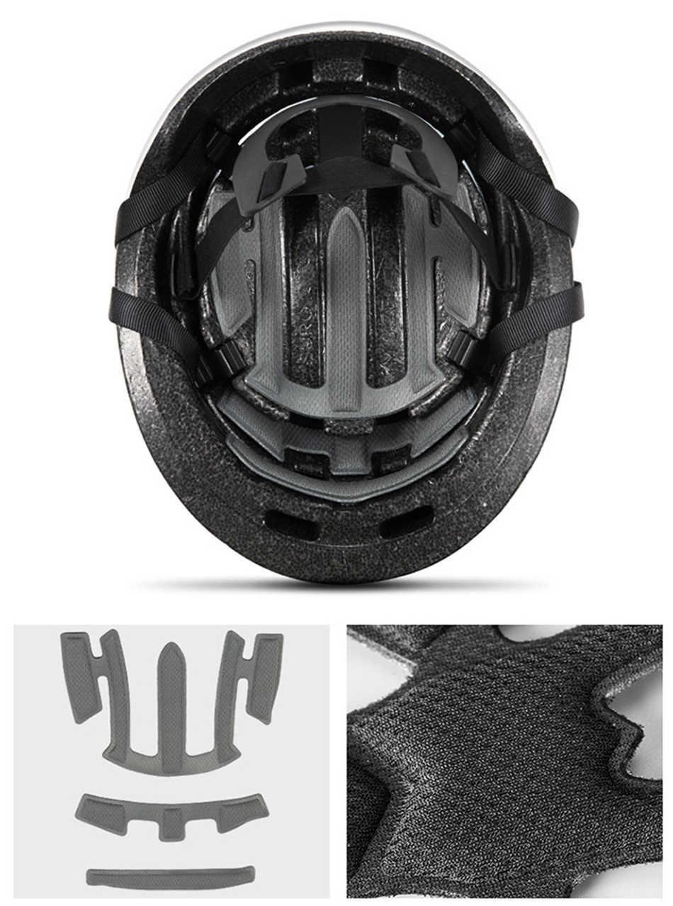 Складной городской дорожный велосипед GUB, шлемы для отдыха, для женщин и взрослых, для езды на велосипеде, складные шлемы