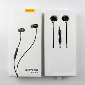 Image 5 - מקורי Realme ניצני 2 אוזניות 3.5mm אוזניות אוזניות Wired מגנטי עבור Smartphone Realme 6 פרו 6 6i X50 פרו x2