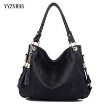 Luxury Handbags Women Bags Designer Handbags Leather Tassel High Quality Ladies Crossbody Hand Tote Bag For Women 2020 Black Bag