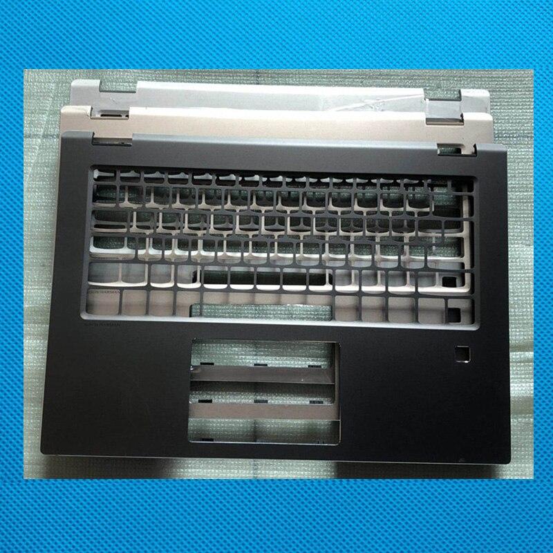 Nouveau housse de protection pour ordinateur portable d'origine pour Lenovo Flex 5 Flex 5-14 Yoga 520-14 520-14IKB avec trou d'empreintes digitales