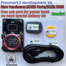 Nieuwe Proxmark3 Ontwikkelen Pak Kits 3.0 Proxmark Nfc PM3 Rfid Reader Writer Voor Rfid Nfc Card Copier Kloon Crack 2 usb poort 512K