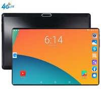 S119 IPS Tablettle Tasche PC 2.5D Gläser Gehärtetem telefon Tabletten 10,1 zoll Android 9.0 1280 800 64GB ROM Tablet PC 6GB Ram 5MP