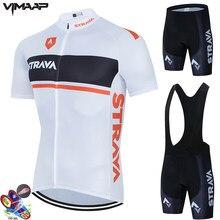 Strav verão camisa de ciclismo estilo dos homens manga curta ciclismo roupas esportivas ao ar livre mtb ropa ciclismo bib pant bicicleta roupas