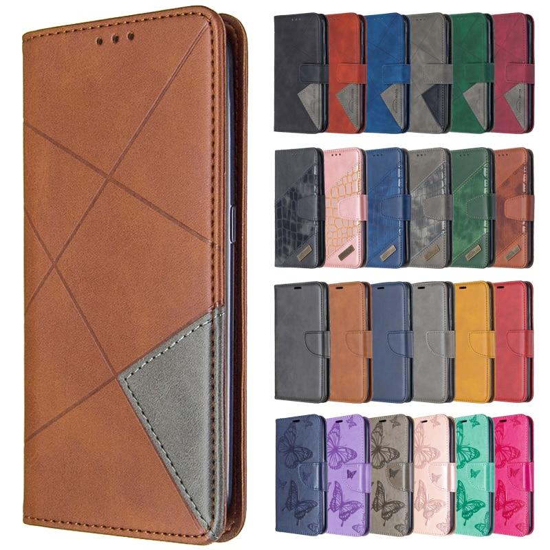 Чехол-книжка с бумажником для Huawei Y5p 2020, чехол для Huawei Y5 Lite Y5Lite 2018 Y 5 2019, Магнитный кожаный чехол для телефона, сумки HuaweiY5p