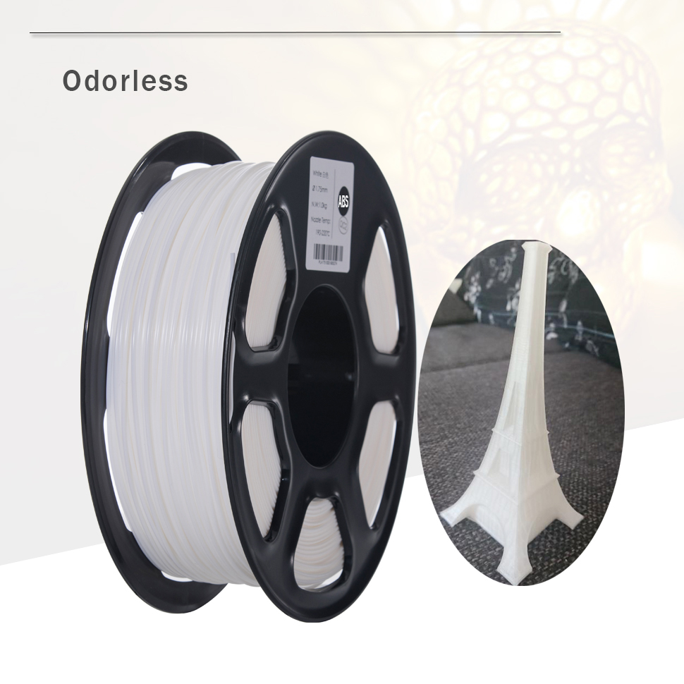 PLA/ABS/PETG/TPU Filament for 3D Printer Used as Printing Material