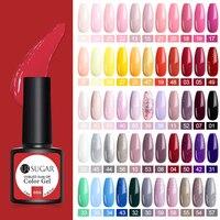 UR SUGAR 62 Bottles Gel Nail Polish Set 7.5ml Gel Polish Nail Art Kit UV Gel Set Soak Off UV LED Lamp Design Manicure Set