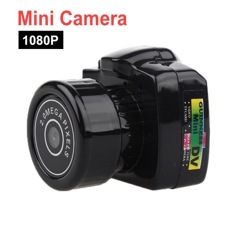 Portable Mini Camera Camcorder HD 1080P Micro DVR Camcorder  Webcam Video Voice Recorder Camera Support TF Card