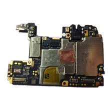 Used mainboard For Redmi Note7 pro note 7 pro motherboard 128GB Motherboard Mainboard Android OS Logic Board With Full Chips(China)