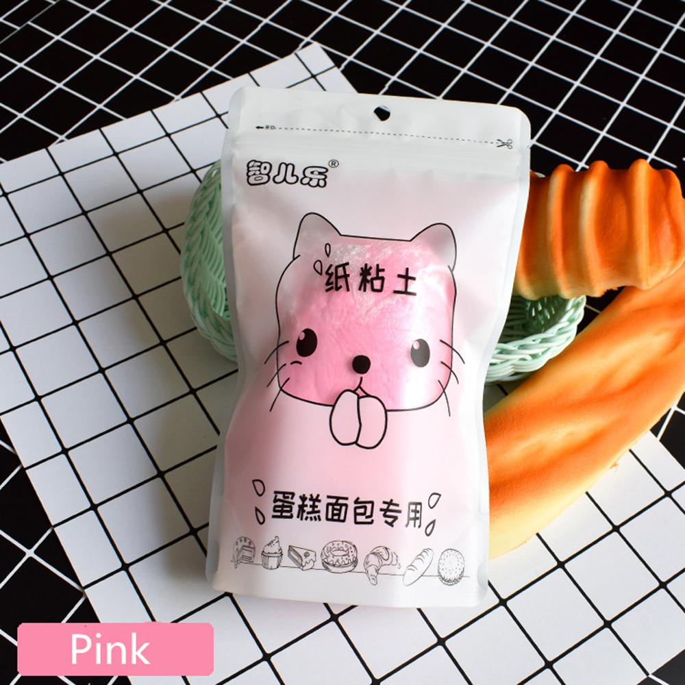 100g Meng Cat Paper Clay Plasticine Slime Polymer Art Model Light Clay Kids Toy Modeling Clay