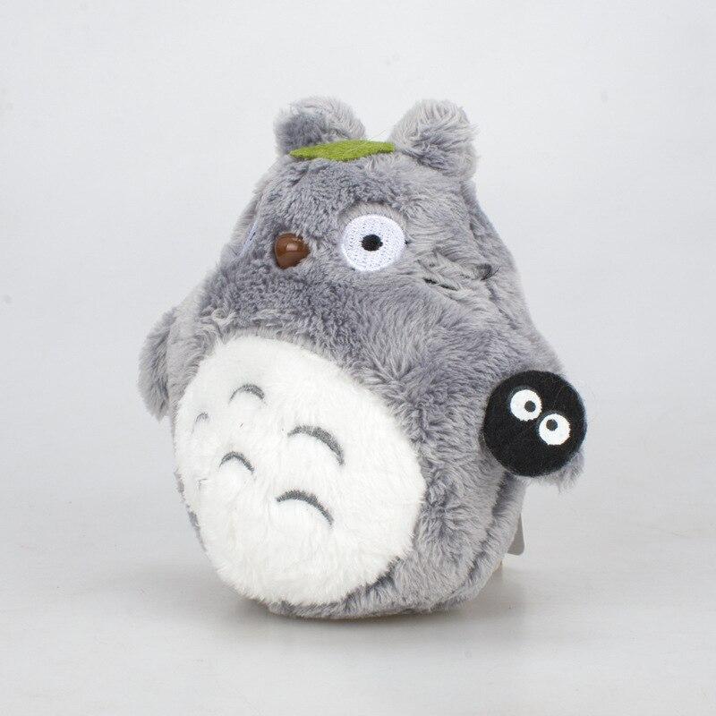 10 см Totoro плюшевые игрушки аниме брелок Тоторо игрушка мягкая плюшевая подвеска Totoro куклы пакет Аксессуары детский подарок на день рождения|Мягкие игрушки животные| | АлиЭкспресс
