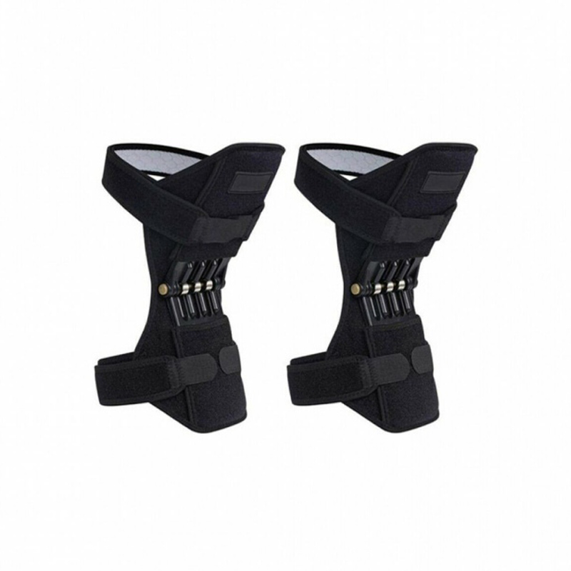 1pcs/2pcs Joint Support Knee Pads Powerful Rebound Spring Force Professional Protection