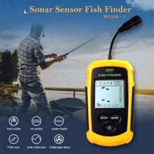 Эхолот рыболокатор беспроводной эхолот с сигнализацией портативный