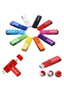 Flash-Drive Usb-Stick Shandian Usb External-Storage Micro High-Speed OTG 16 4GB 32 Gb
