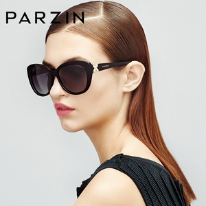 Image 4 - PARZIN New Arrival Luxury Sunglasses Women Polarized with UV400 Lens Top Quality Acetate Sun Glasses