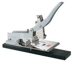 Japan MAX HD-1NA große hefter schwere hefter dicken schicht verdickung typ Anwendbar bill leder tuch arbeitssparende bindung