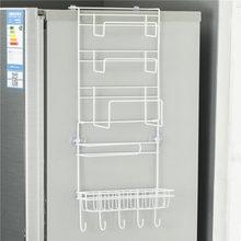 Refrigerator Rack Side Shelf Sidewall Holder Multifunctional Kitchen Supplies Household Multi-Layer Fridge Storage Racks Newest
