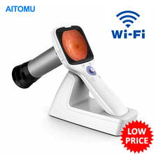 China Low Price Cheap Portable Reinal Picture Handheld Fundus Camera NFC