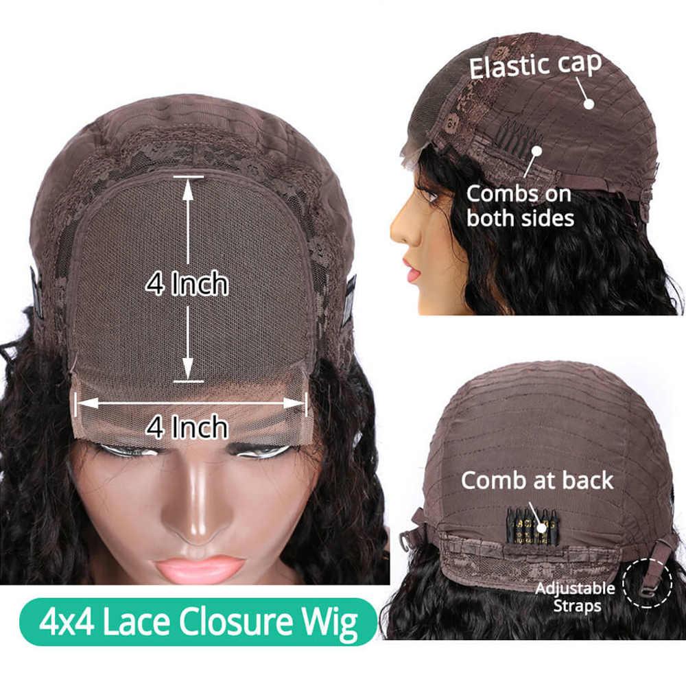 Insan saçı dantel peruk ön koparıp saç uzun dantel kapatma peruk 4x 4/13x 4/13x6 perulu düz insan saçı peruk siyah kadınlar için