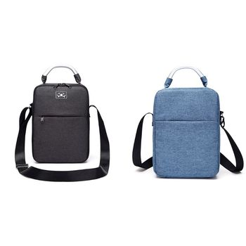 цена на Waterproof Oxford Shoulder Bag Portable EVA Carry Case for DJI MAVIC Mini Drone