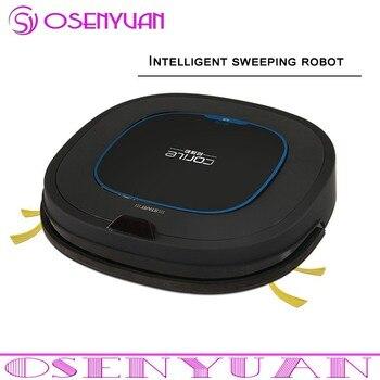 プロ掃除機ロボットスイープ & ウェットモップ自動充電ペットの毛やハード床強力な