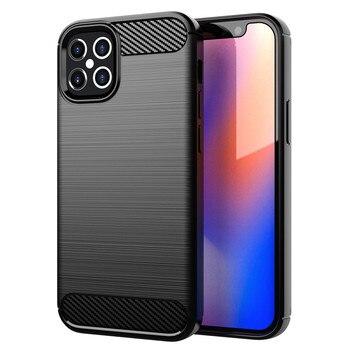Black Shine Case for iPhone 12/12 Max/12 Pro/12 Pro Max 5