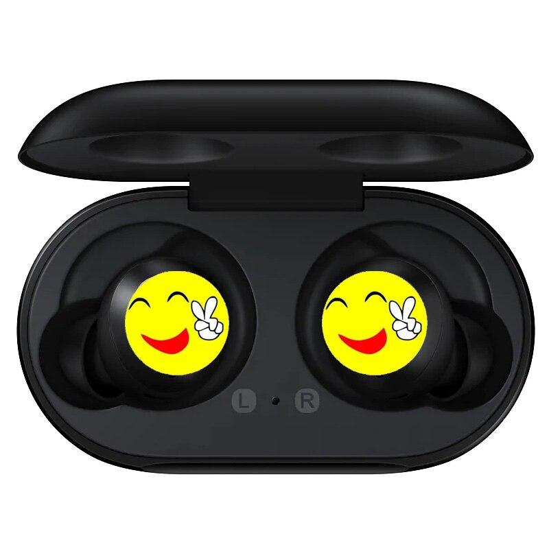 Наушники спортивные бутоны HD звук наушники вкладыши беспроводные наушники без шнура наушники для samsung Galaxy R170 bluetooth гарнитура - 2