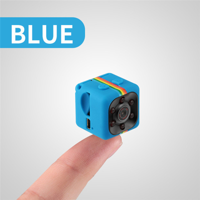 SQ11 HD 720P Mini DV DVR Camera Dash Night Vision Camcorder Sport Dash cam recorder Camcorder Motion Birthday Gift Kids Toy