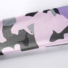 Digital Printing Camouflage Lifting Hip High Waist Fitness Yoga Pants Gym Running Training Yoga Pants Fashion Sports Trousers#30