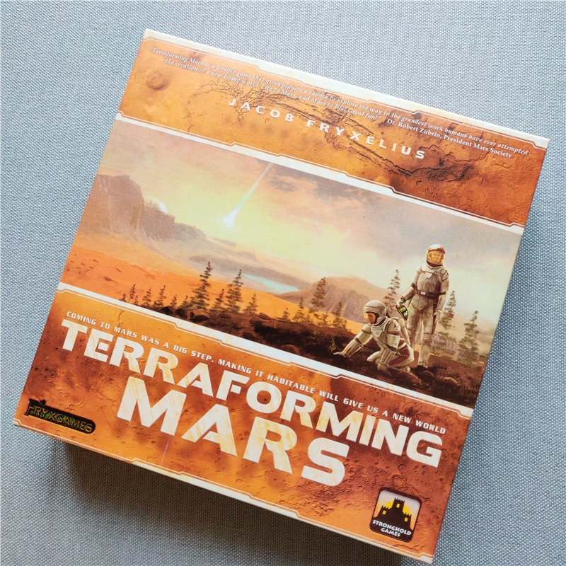 Good Quality 12Age+ 1-5 Players Terraforming Mars Board Game Table Card Game