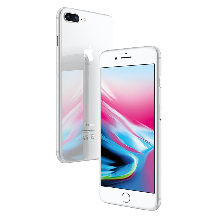 Original Unlocked Apple iPhone 8 Plus 8Plus <font><b>64GB</b></font>/256GB Mobile Phone 3GB RAM Hexa Core 5.5