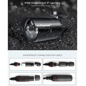 Image 3 - H.265 4MP CCTV Sicherheit Kamera System 4CH 8CH POE NVR Mit IP Kamera CCTV Kit Wasserdichte IP66 Video Überwachung System XMEye